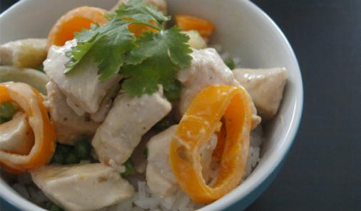 This kid-friendly Thai meal has adult flavour so the whole family will love it.  | YMCFood | YummyMummyClub.ca