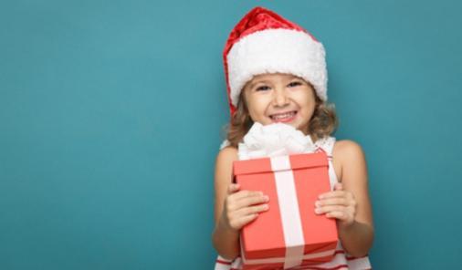 Santa and kids financial literacy