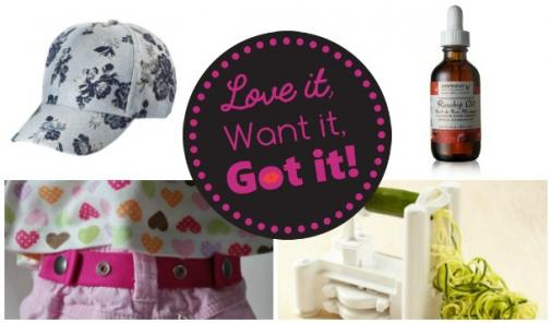 Love it Want it Got it | YummyMummyClub.ca