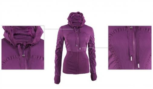RECALL: Lululemon Athletica Various Tops with Draw Cords
