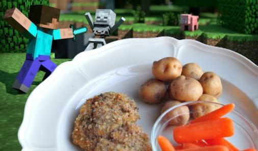 Minecraft Pork Chop Recipe