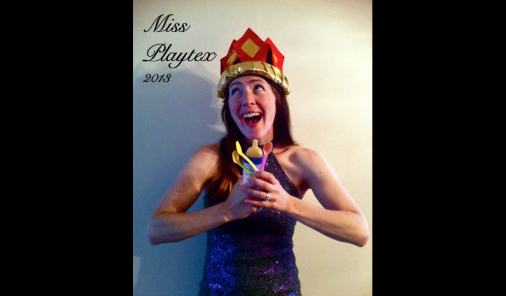 A Message From the Former Miss Playtex