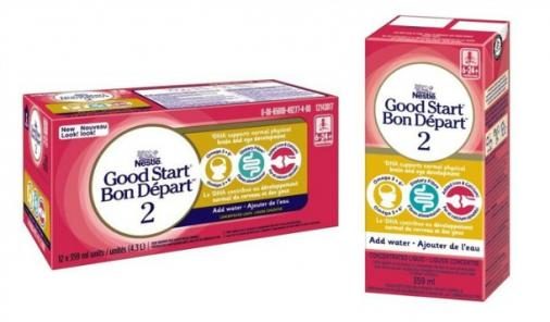 Nestle Canada Good Start Baby Formula Recall | In the News | YummyMummyClub.ca