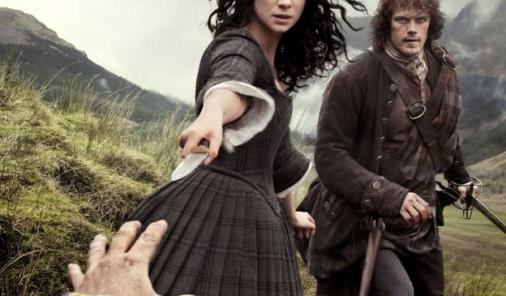 Outlander with Catriona Balfe