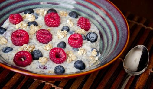 Overnight No-Cook Oatmeal
