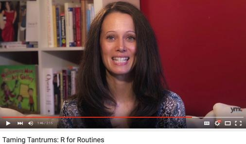 Use routines to reduce power struggles and increase cooperation! This episode is aboutthe letter R, and R is for Routines. | Parenting | YummyMummyClub.ca