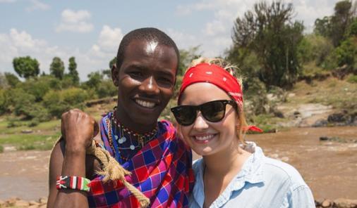 Demmi-Lovato-Kenya
