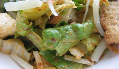 Spicy Southwest Caesar Salad Recipe