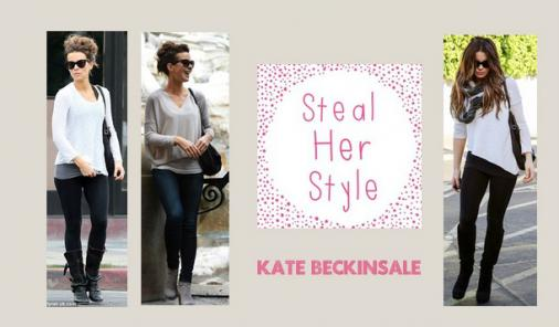 Steal Her Style Kate Beckinsale
