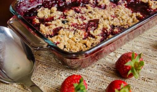 Make the most of summer berries with these sweet treats! | YMCFood | YummyMummyClub.ca