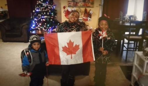 Canadian kids welcome Syrian refugees | YummyMummyClub.ca