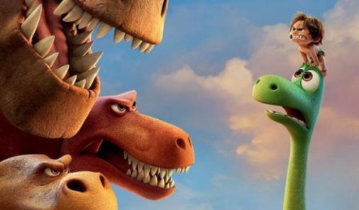 Disney Pixar The Good Dinosaur | YummyMummyClub.ca