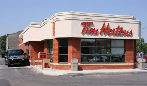 Tim Hortons Drive Thru Experience | YummyMummyClub.ca