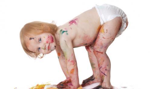 Toddler Chaos