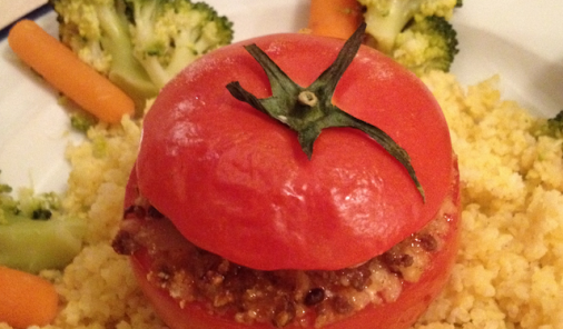Tomates Farcies Recipe