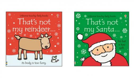 Usborne holiday book recall