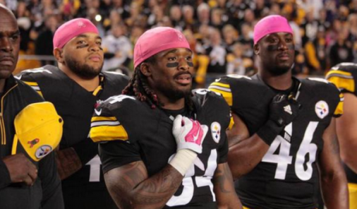 NFL DeAngelo Williams Pays for Mammograms of 53 women