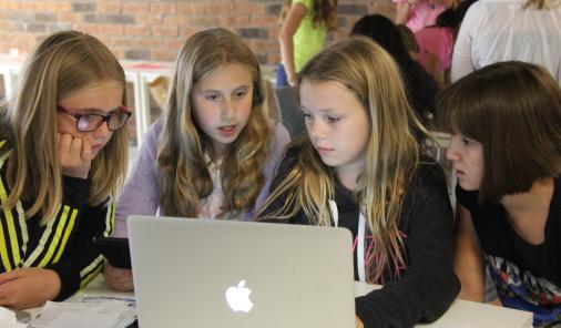 Girls coding programs
