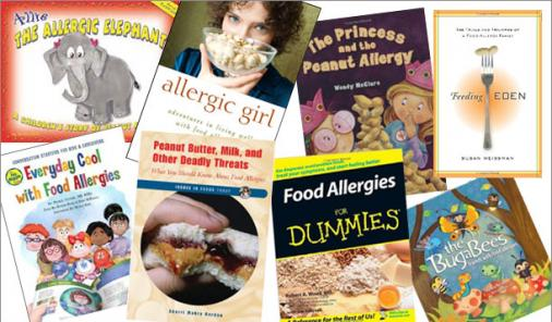 allergy books