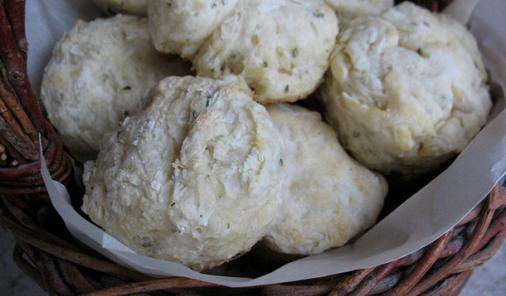 Sage and Apple Biscuit Recipe