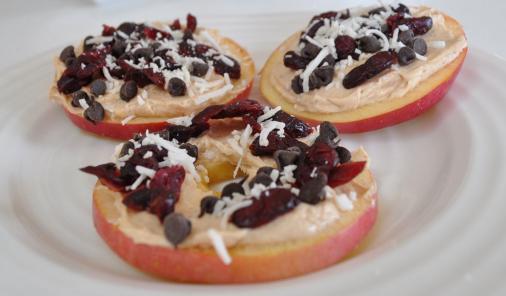 Make Apple-Sandwiches | YummyMummyClub.ca