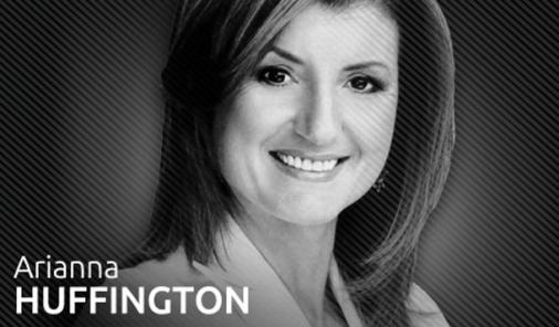 How Ariana Huffington Will Change The Way You Work