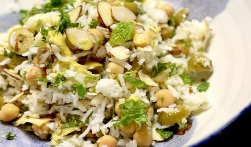 artichoke rice salad recipe | food | YummyMummyClub.ca