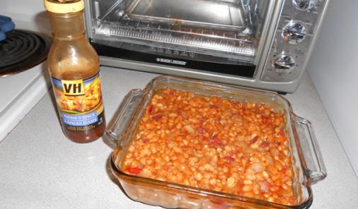 Asian Baked Beans Recipe