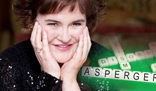 aspergers syndrome susan boyle
