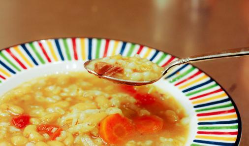 slow cooker soup