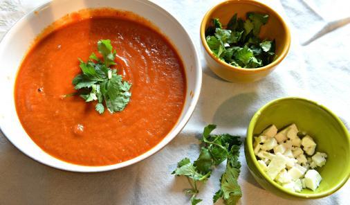 black_bean_soup_with_feta_and_cilantro