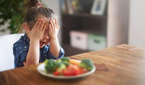 Trying to Get Your Kids to Eat Their Broccoli? Here's Why You Should Stop | YummyMummyClub.ca