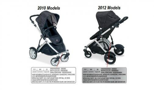 Britaz stroller recall | In the News | YummyMummyClub.ca
