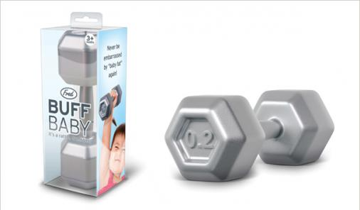 RECALL: Fred & Friends Buff Baby Rattle