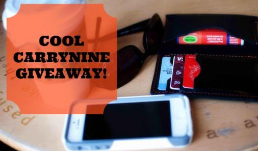 Win a cool CarryNine Allerject Wallet & Skins