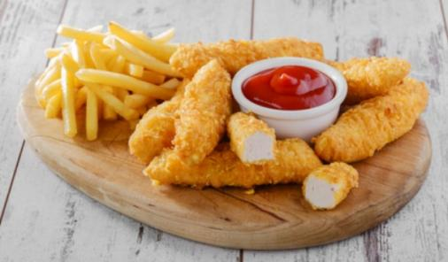 kids won't eat chicken fingers