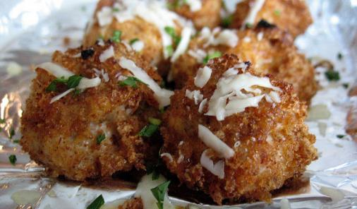 Chicken and Bacon Meatballs Recipe
