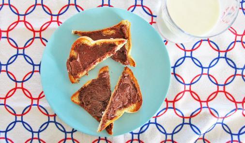 Chocolate Toast   YummyMummyClub
