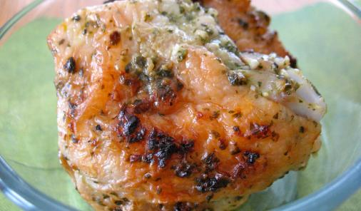 Cilantro Garlic Lime Chicken Recipe
