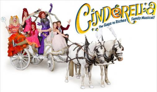 Why Ross Petty's Cinderella Is A Holiday Must-See