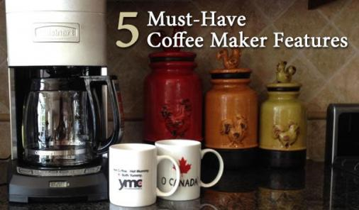 How To Choose The Perfect Coffee Maker For Your Kitchen