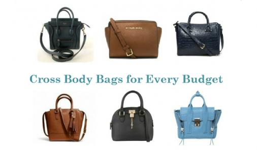 Crossbody bags for every budget