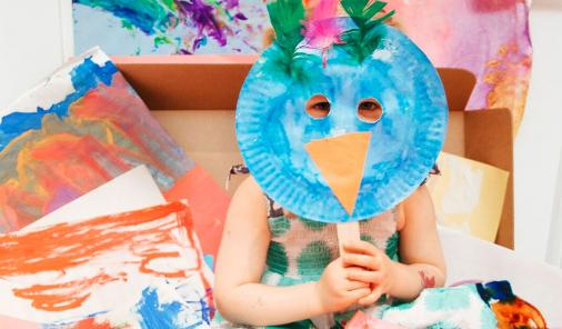 Kids' Art: Keep It, Save It, Toss It