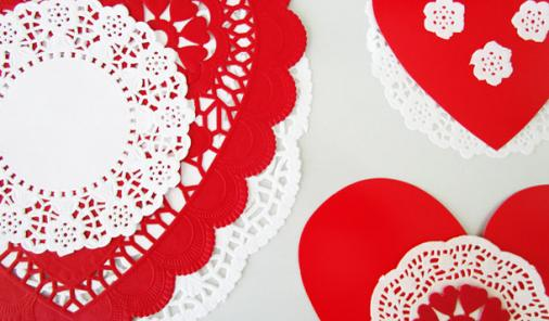 These vintage Valentine's are so easy, you won't need to supervise the fun