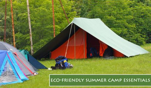 Eco-Friendly Summer Camp Essentials