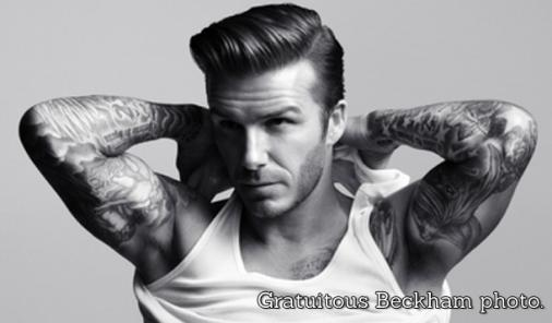 fathers day famous dads beckham