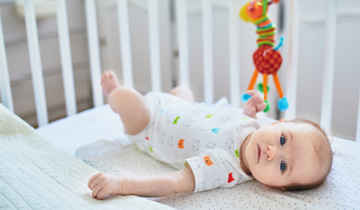 What NOT to do when your baby won't sleep