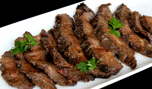 Using a flavoured balsamic means you don't have to fuss with a lot of other seasonings or ingredients to give your steak a fantastic taste.
