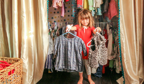 The Amazing Benefits of Not Caring About What Your Kids Wear