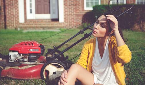 Lawnmower Parents